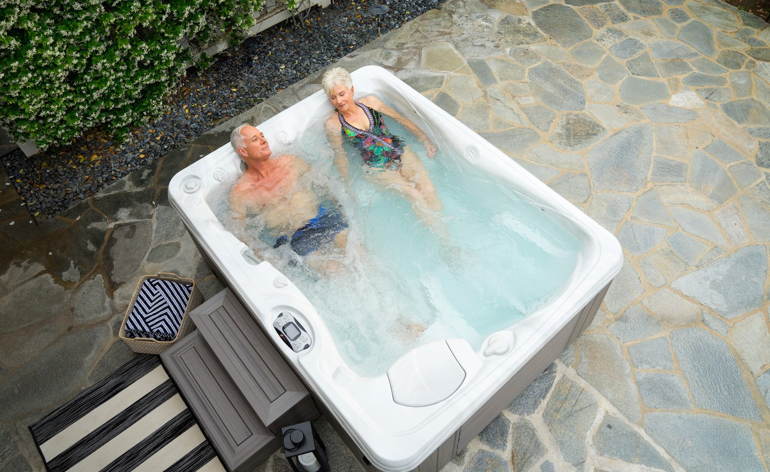 What Are Typical Hot Tub Dimensions? - Caldera Spas