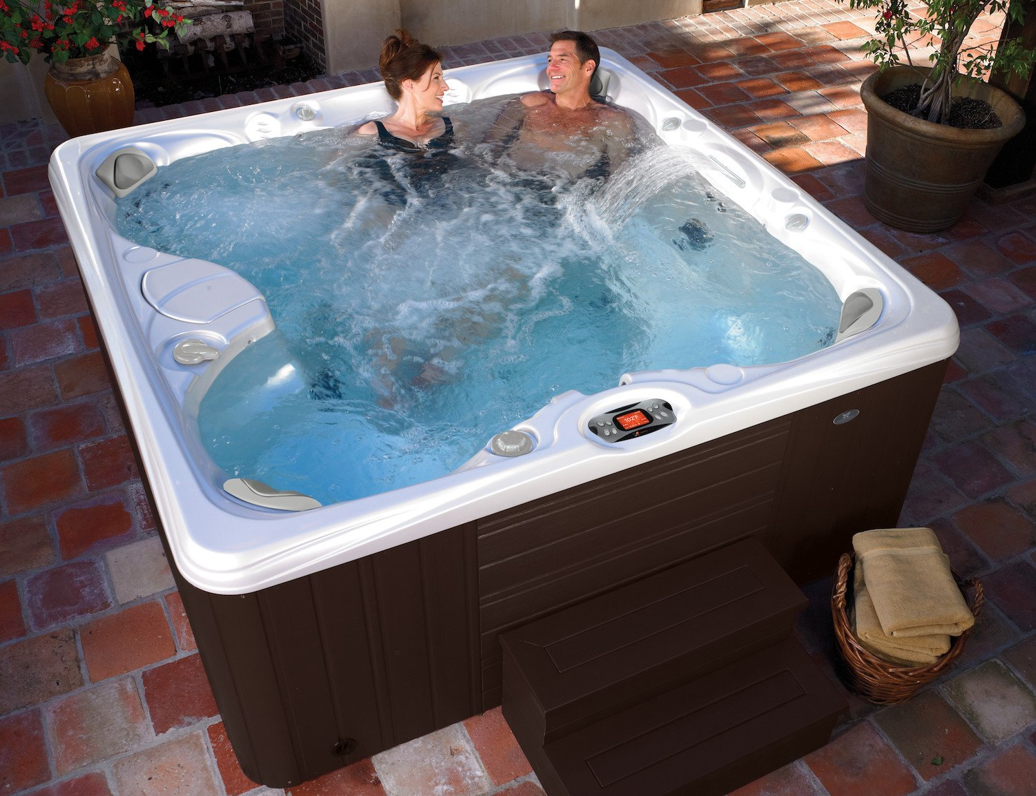What Is My Hot Tub Worth Trade In Value For Buying A New Hot Tub Caldera Spas