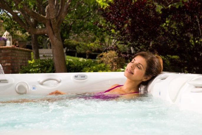 Having the best salt water system for hot tubs means relaxation is always just a step away.
