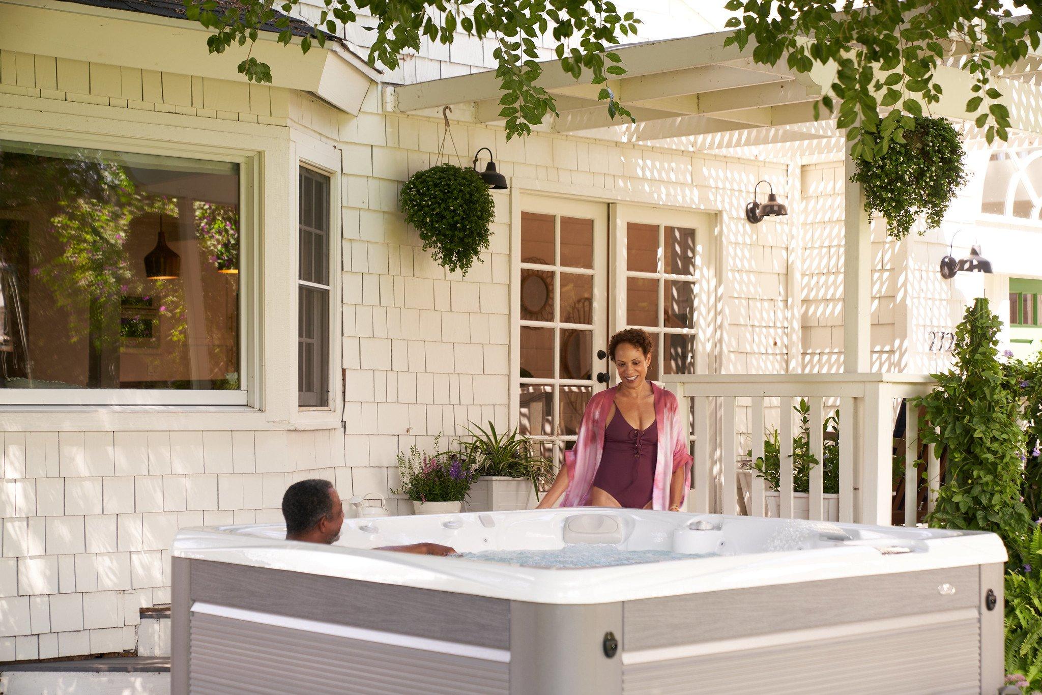 Bringing your hot tub vision to life!