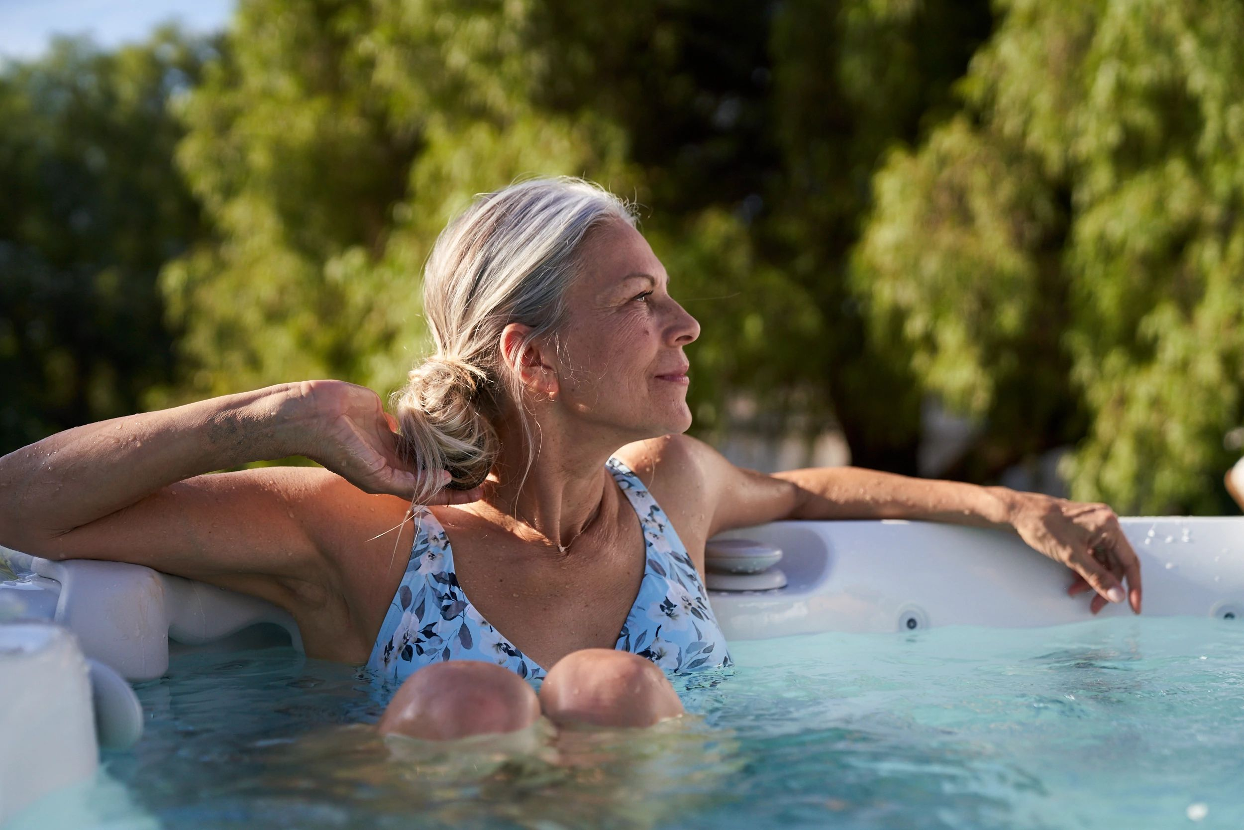 The right hot tub becomes part of your daily ritual